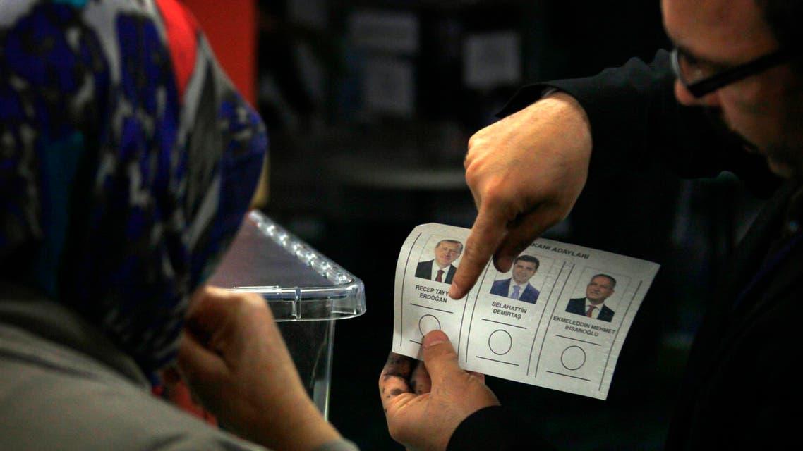 الانتخابات التركية في تركيا