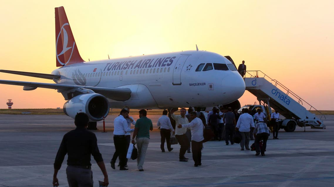turkish airlines in erbil