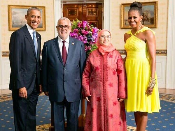 زوجة بن كيران تكسب تعاطف المغاربة لارتدائها الجلباب