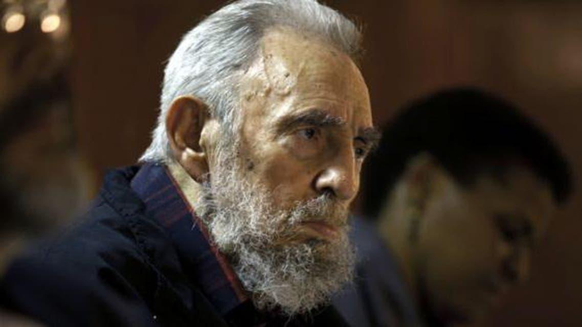 Fidel Castro AP