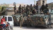 Lebanese villagers 'repel' fighters who crossed from Syria