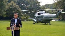 Obama warns Iraq operation could take time