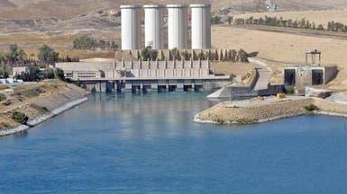 العراق.. الحكومة تطالب السكان بالابتعاد عن سد الموصل