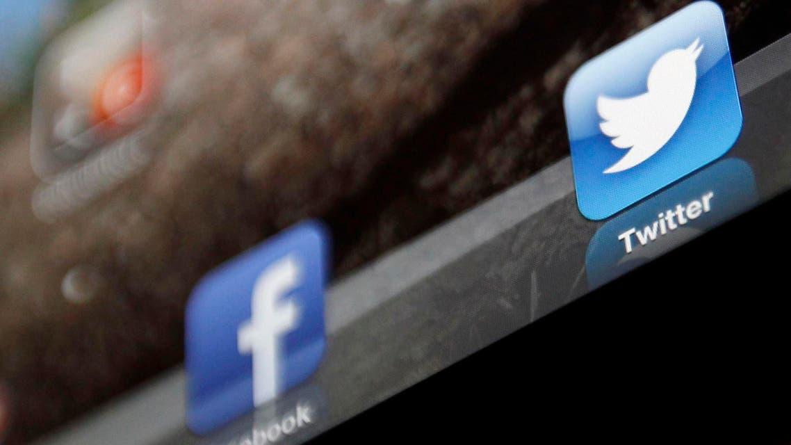 social media reuters