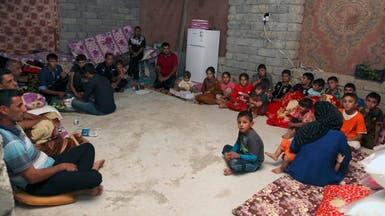 داعش يحاصر 700 عائلة إيزيدية في جبل سنجار