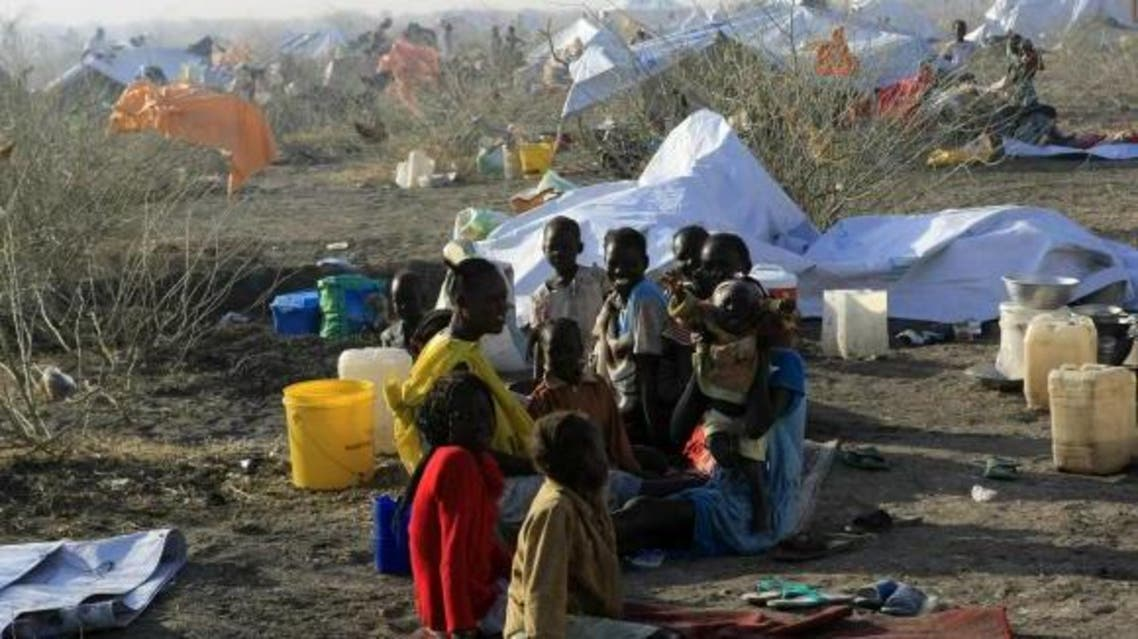 sudanese refugees reuters