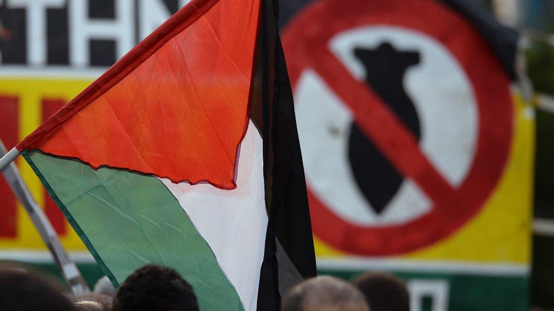 pro-palestinians shutterstock