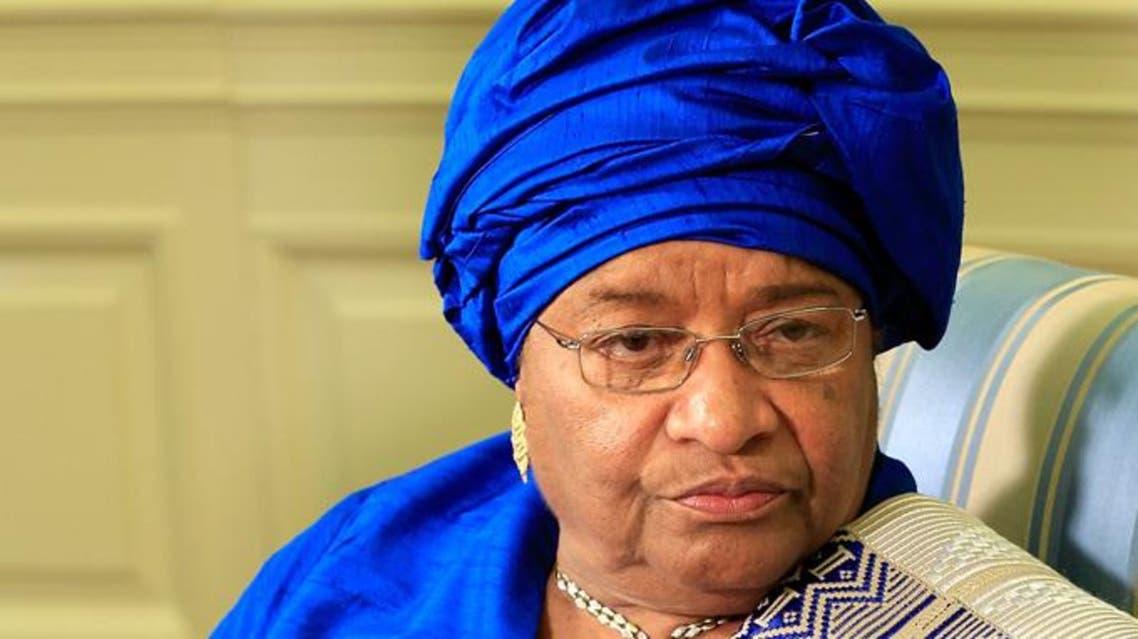 إيلين جونسون سيرليف رئيسة ليبيريا