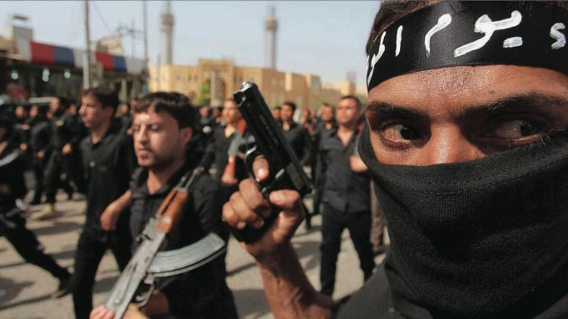 dramatic ISIS reuters