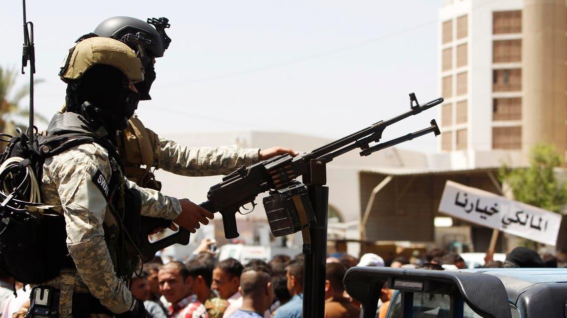 الجيش العراقي نوري المالكي