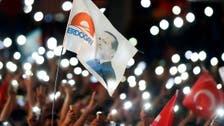 Turkey's Erdogan starts race for new government