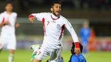 Iranian banned for three months after pushing referee