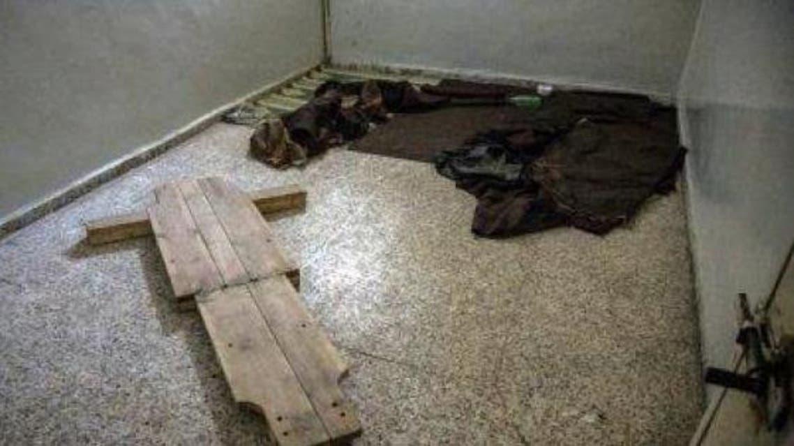 السجون السورية التعذيب في سوريا