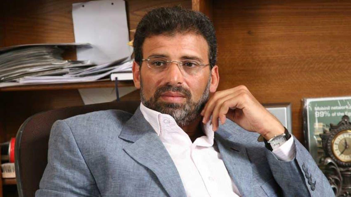 والمخرج خالد يوسف،
