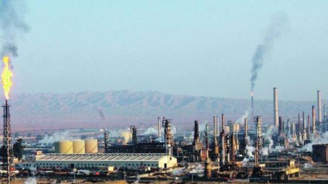oil reuters baiji