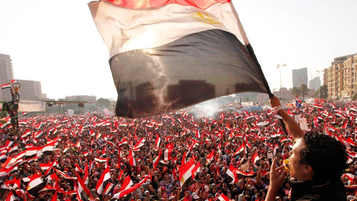 egypt domenstrators reuters
