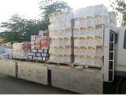 ضبط 4 آلاف سلعة غذائية فاسدة