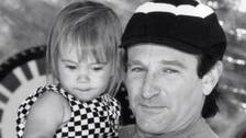 Robin Williams' daughter tweets moving tribute