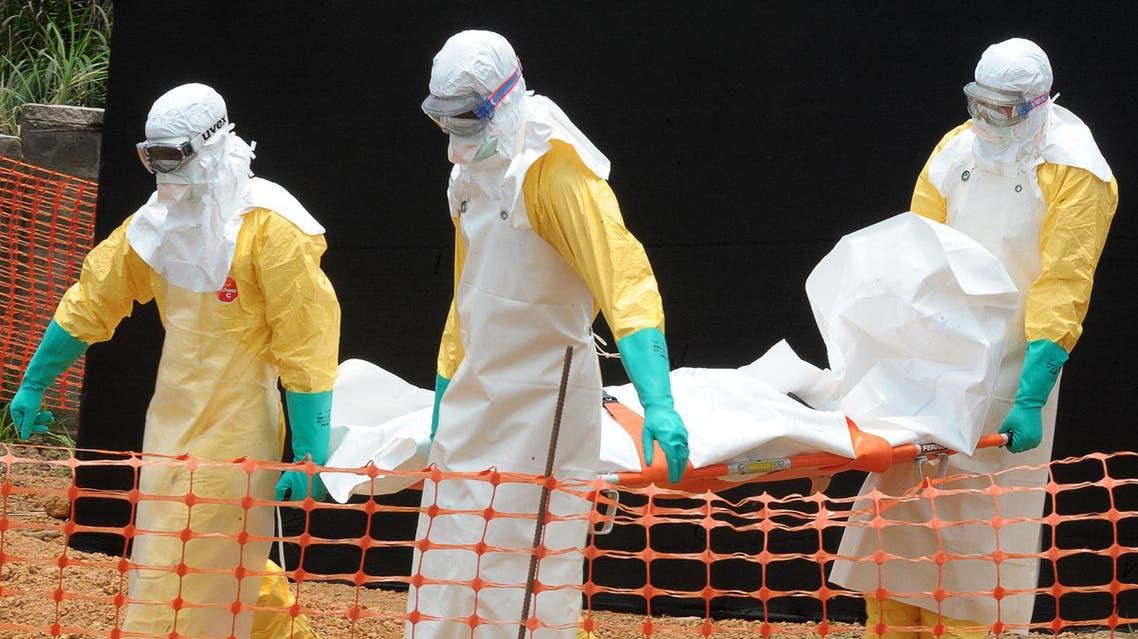 ebola afp