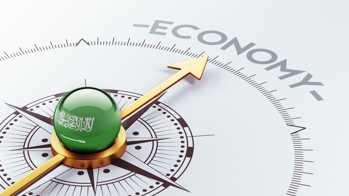 An illustrative image depicting the Saudi economy. (Shutterstock)