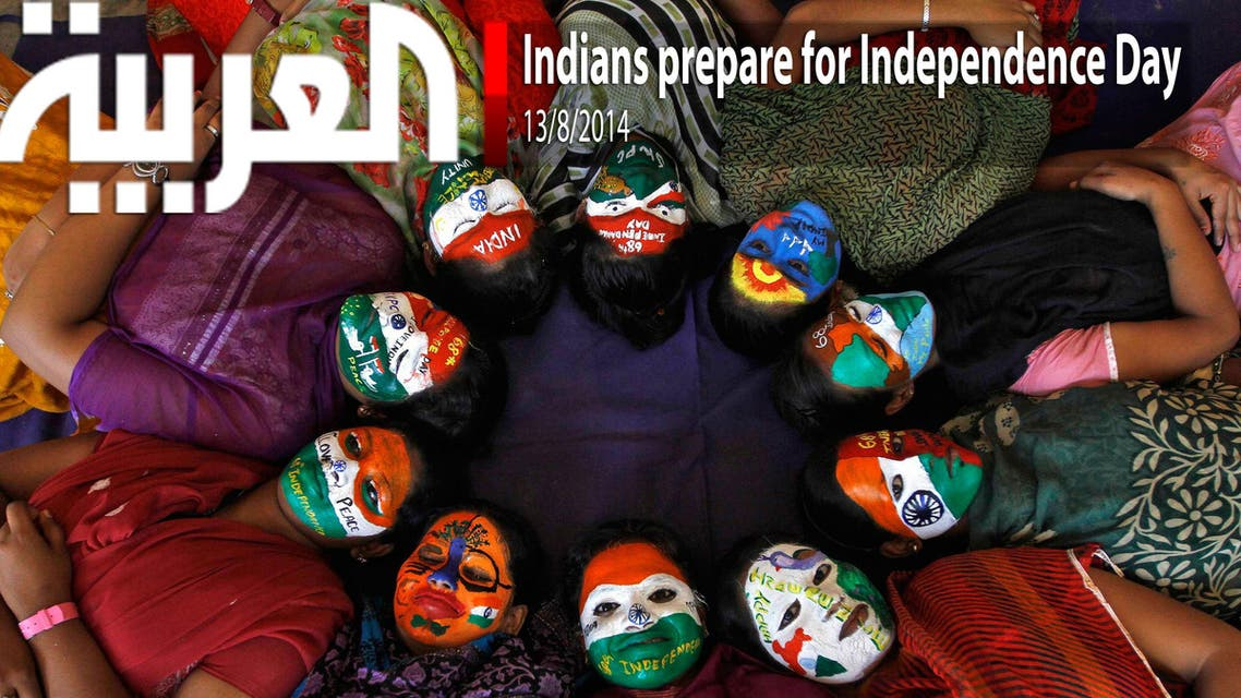Indians prepare for Independence Day