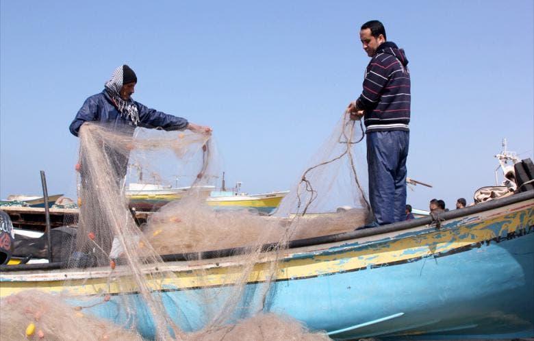 Gaza's truce is no catch for fishermen