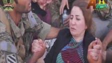 بالفيديو.. لحظة سقوط طوافة نائبة عراقية فوق  سنجار