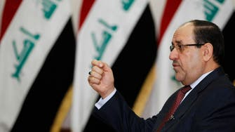 U.S., U.N. hail Iraq's Maliki for stepping down