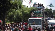 حکومت مخالف ریلیاں اسلام آباد کی جانب رواں دواں
