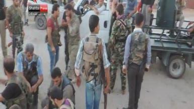 الجيش الحر يشن هجوماً عكسياً على داعش في ريف حلب