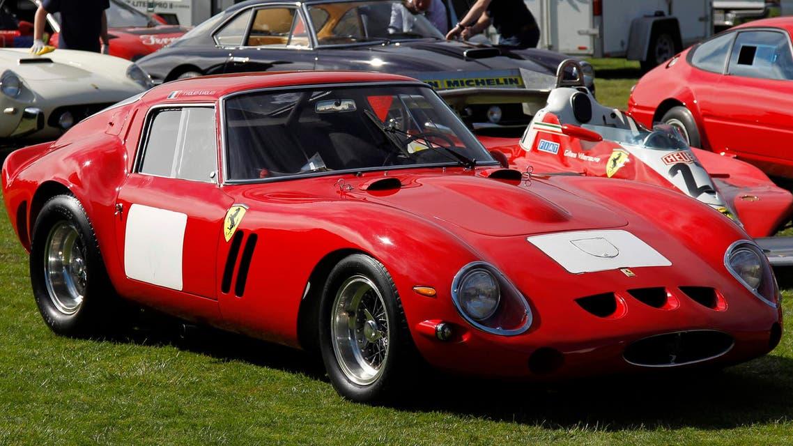 Red 1962 Ferrari 250 GTO Berlinetta Reuters
