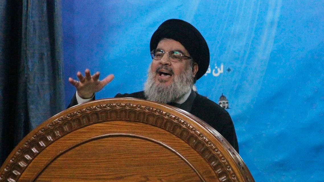 Hasan Nasrallah Reuters