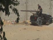 مطار طرابلس يتعرض لأعنف قصف منذ بدء الاشتباكات