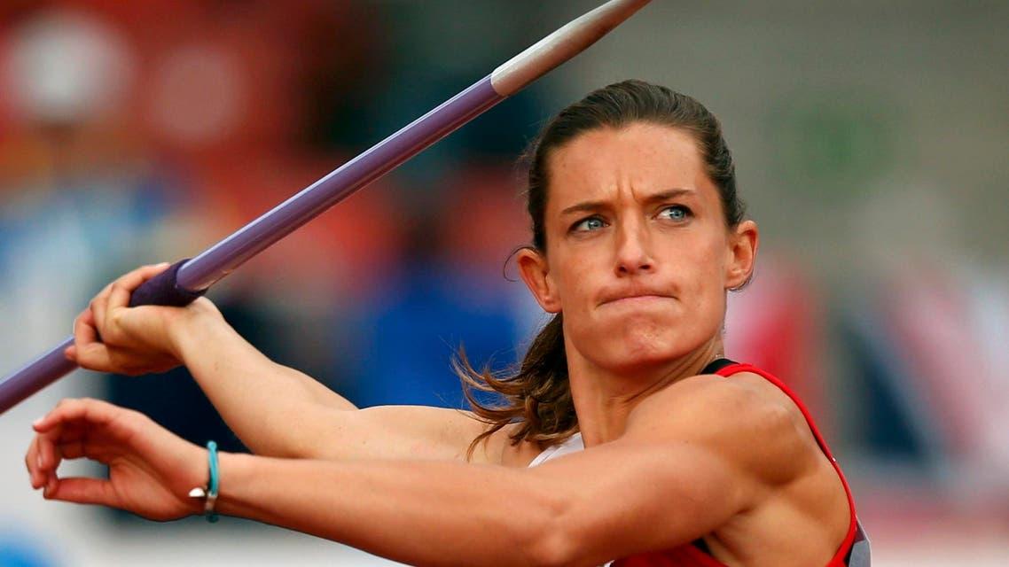 السويسرية إيلين سبرونغر