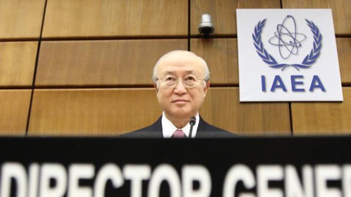 IAEA Director General Yukiya Amano. (Reuters)