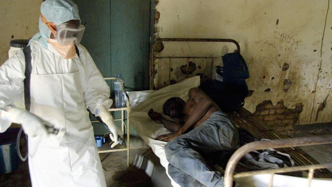 AFP - Ebola