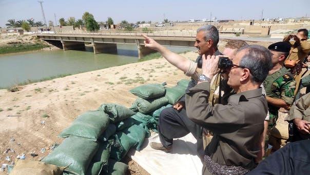 Iraqi Kurds retake main dam from ISIS