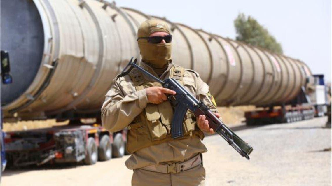 kurdish militant reuters