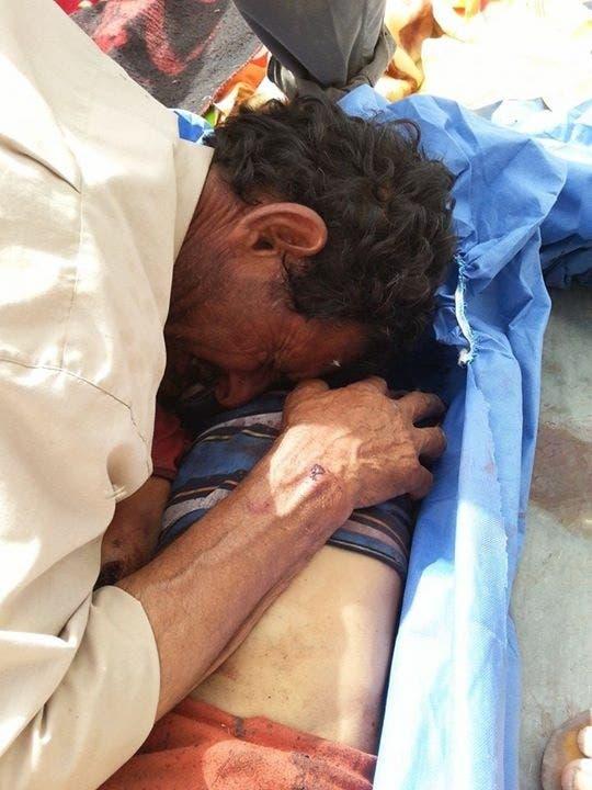 براميل المالكي المتفجرة قرية النعيمية في مدينة الفلوجة في مقتل ١٢شخص من عائلة واحدة