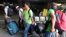 Philippines to continue repatriations from Libya
