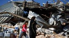 اسرائیلی فوج نے دو فلسطینیوں کے گھر تباہ کر دیے