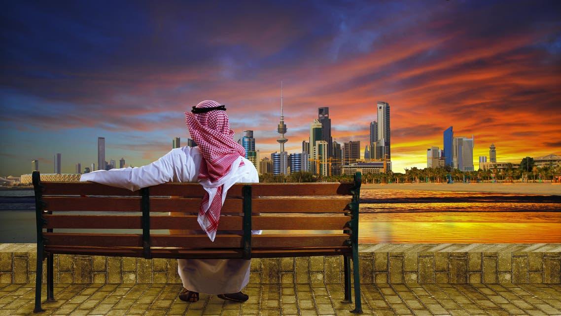 kuwaiti man shutterstock