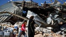 Israel demolishes homes of suspects in teen killings