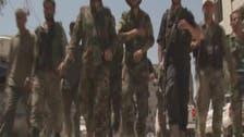 شامی فوج کی بموں کی بارش سے الملیحہ قصبہ ملبے کا ڈھیر