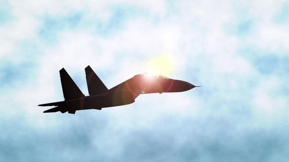 Unidentified war planes seen above Tripoli, residents around the Libyan capital said they heard explosios. (Shutterstock)