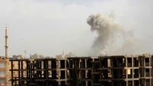 15 dead in regime air raids near Damascus: monitor