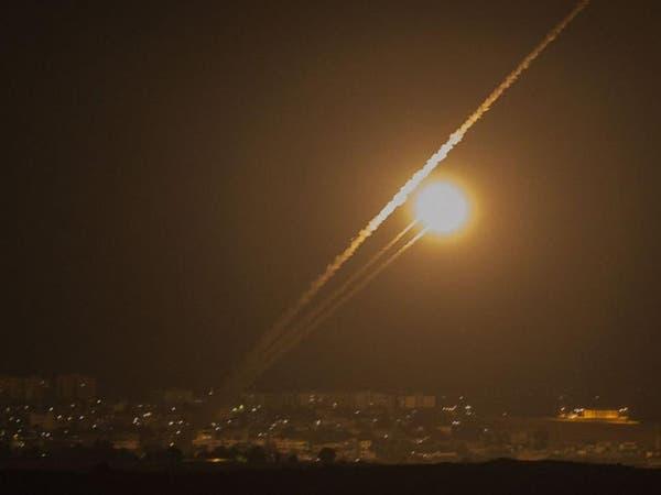 طائرات إسرائيلية تهاجم غزة عقب إطلاق صاروخين