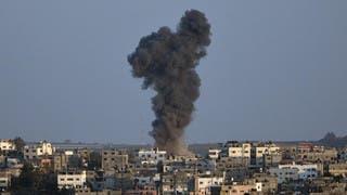 إنهيار الهدنة في غزة يعلق مفاوضات القاهرة