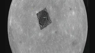 """بالفيديو.. ظل رجل على سطح القمر و""""ناسا"""" توضح"""