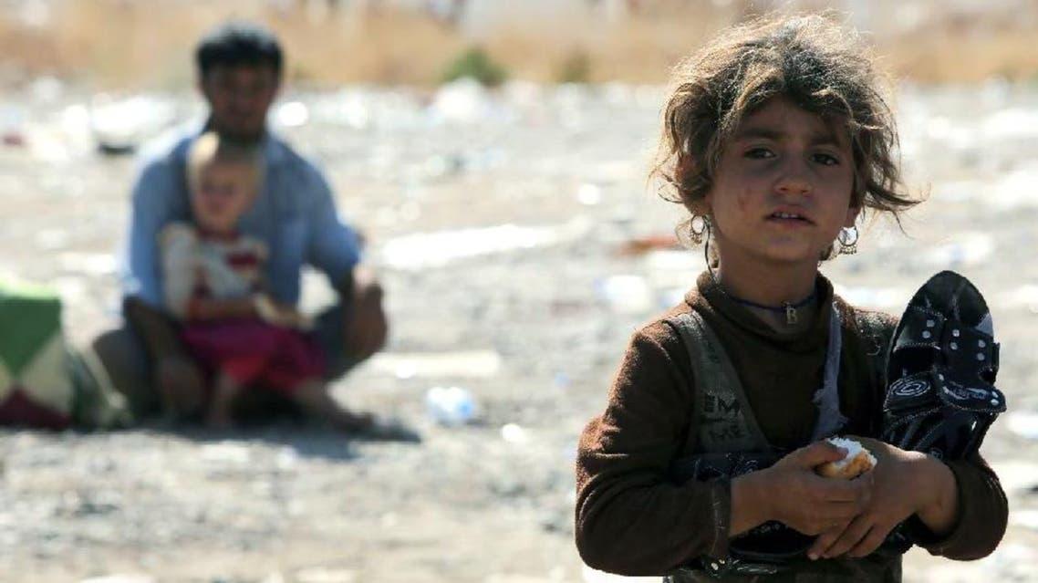 iraq yazidi AFP
